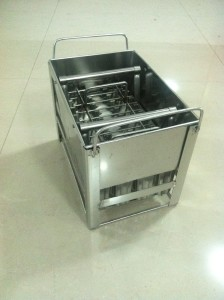 Stainless Steel Popsicle Mould