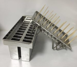 Commercial Stainless Steel Popsicle Molds